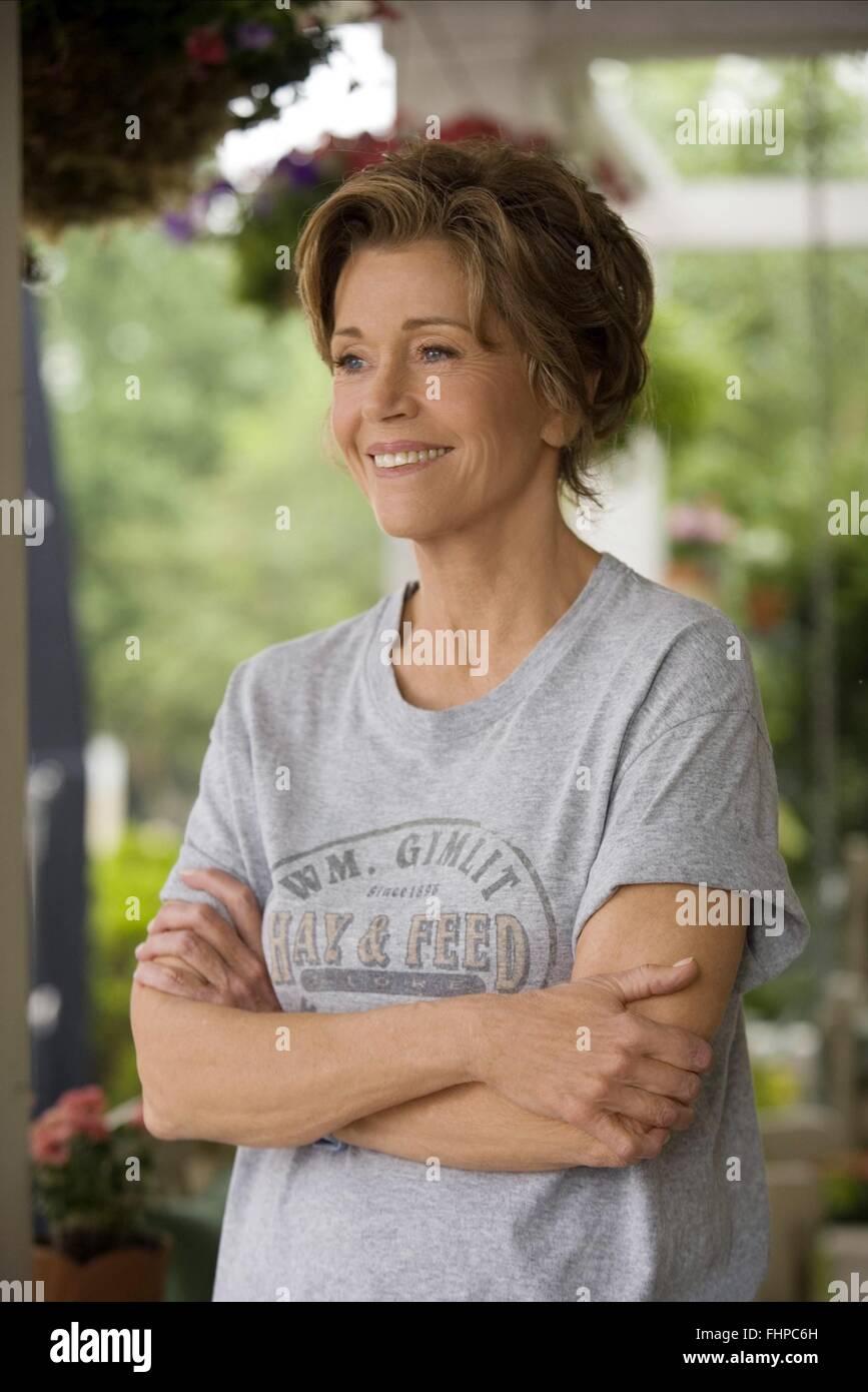 JANE FONDA GEORGIAS GESETZ (2007) Stockbild