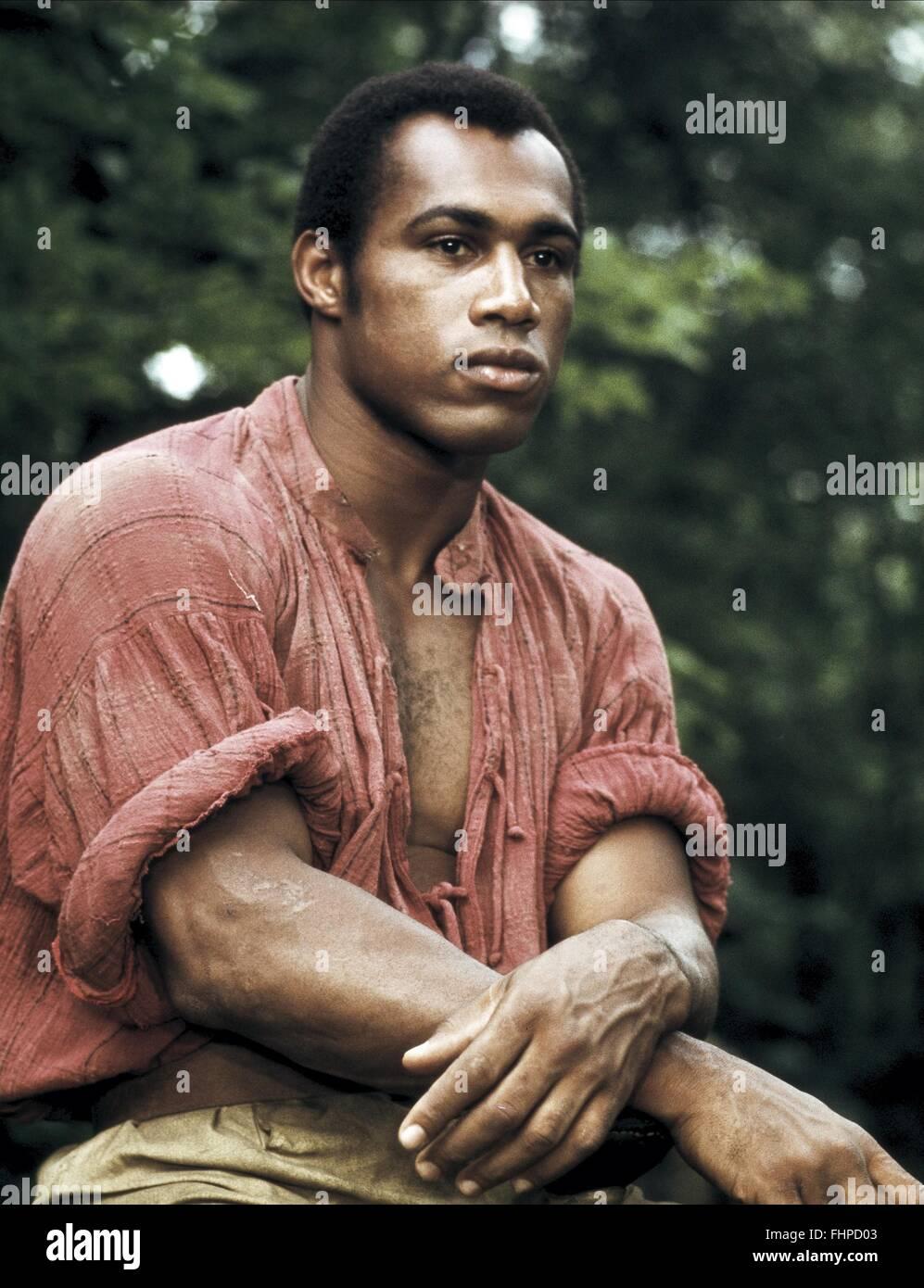 KEN NORTON MANDINGO (1975) Stockbild