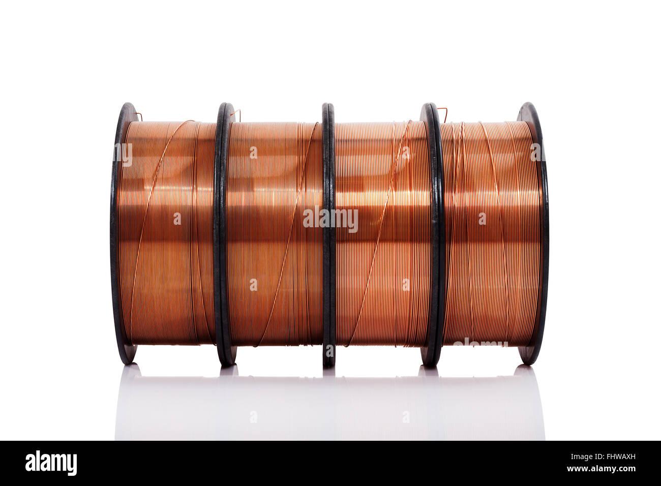Copper Wire Stockfotos & Copper Wire Bilder - Alamy