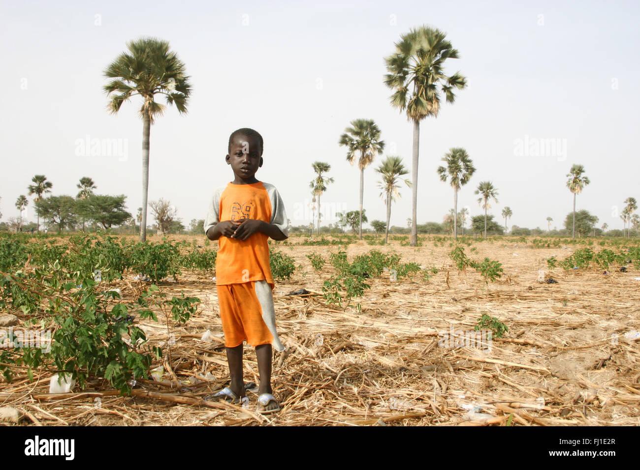 Datierung eines senegalesischen muslimischen Mannes