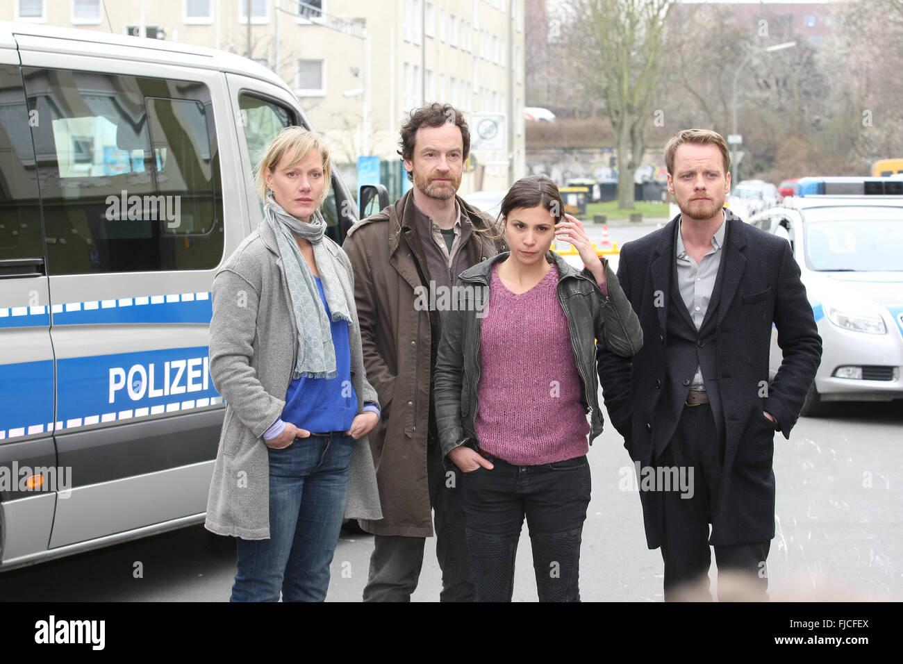 Dortmund Deutschland 1 März 2016 Schauspieler Anna Schudt Joerg