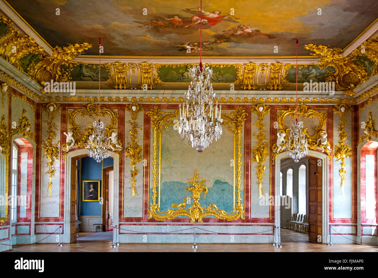 Kronleuchter Barock Gold ~ Geographie reisen lettland bauska schloss rundale barock