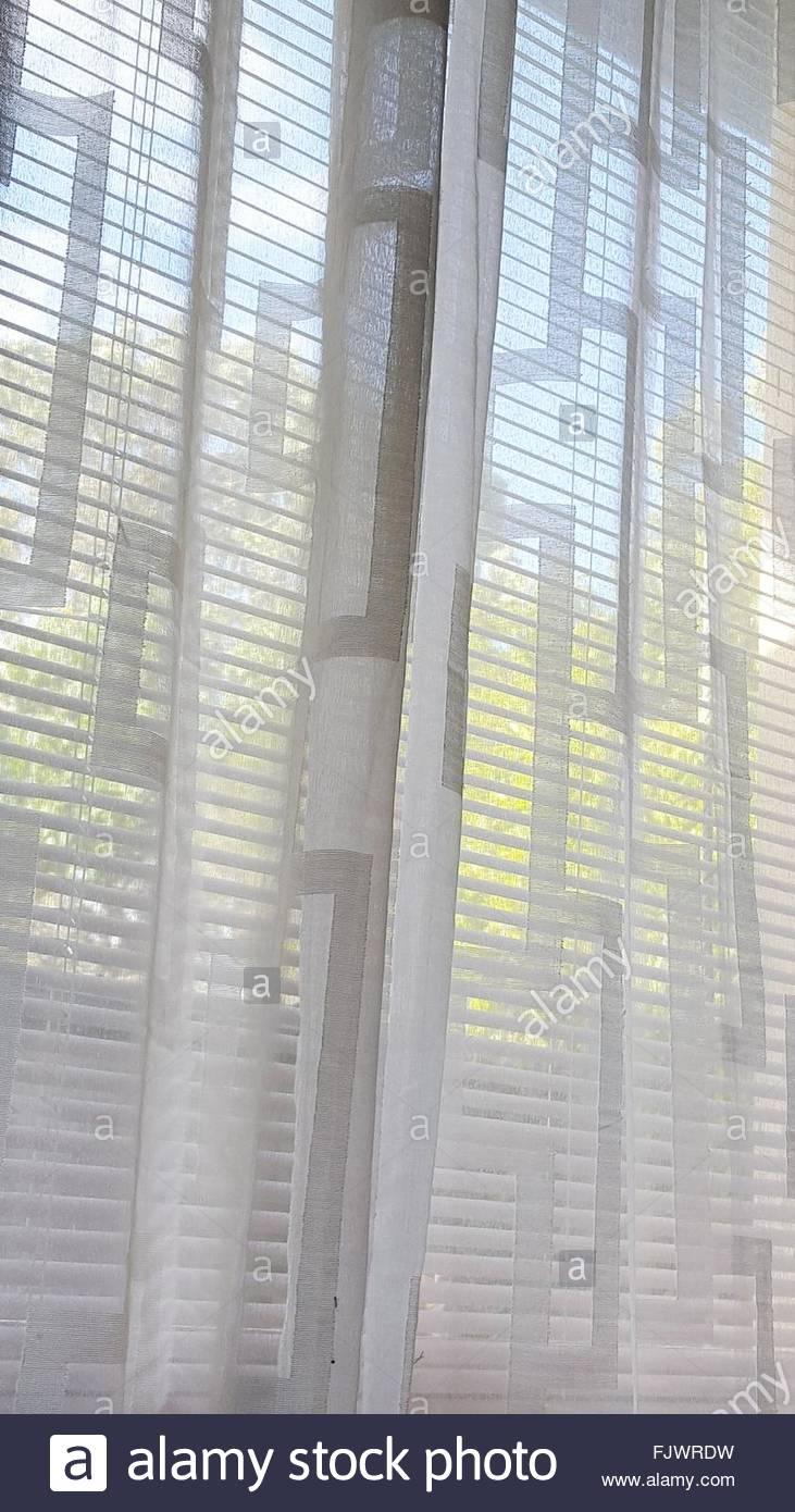 Window Curtain Frame Stockfotos & Window Curtain Frame Bilder - Alamy