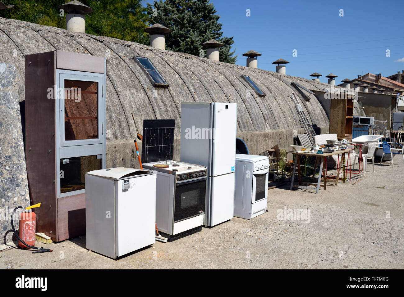 Fridges For Sale Stockfotos & Fridges For Sale Bilder - Alamy