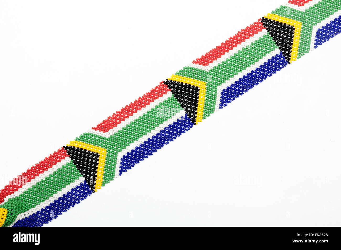 South African Flag Souvenir Stockfotos & South African Flag Souvenir ...