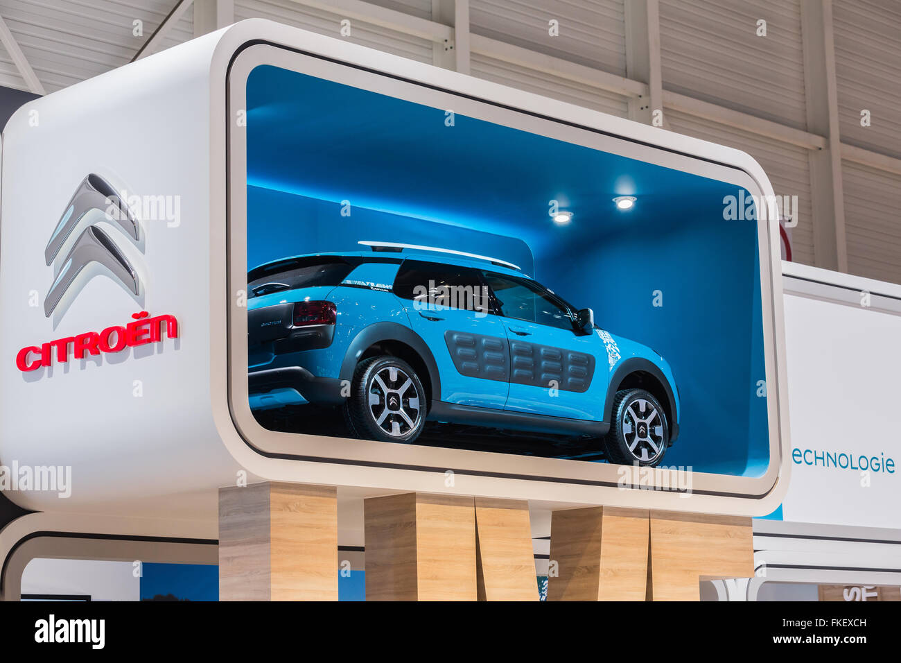 citroen c4 cactus stockfotos citroen c4 cactus bilder alamy. Black Bedroom Furniture Sets. Home Design Ideas
