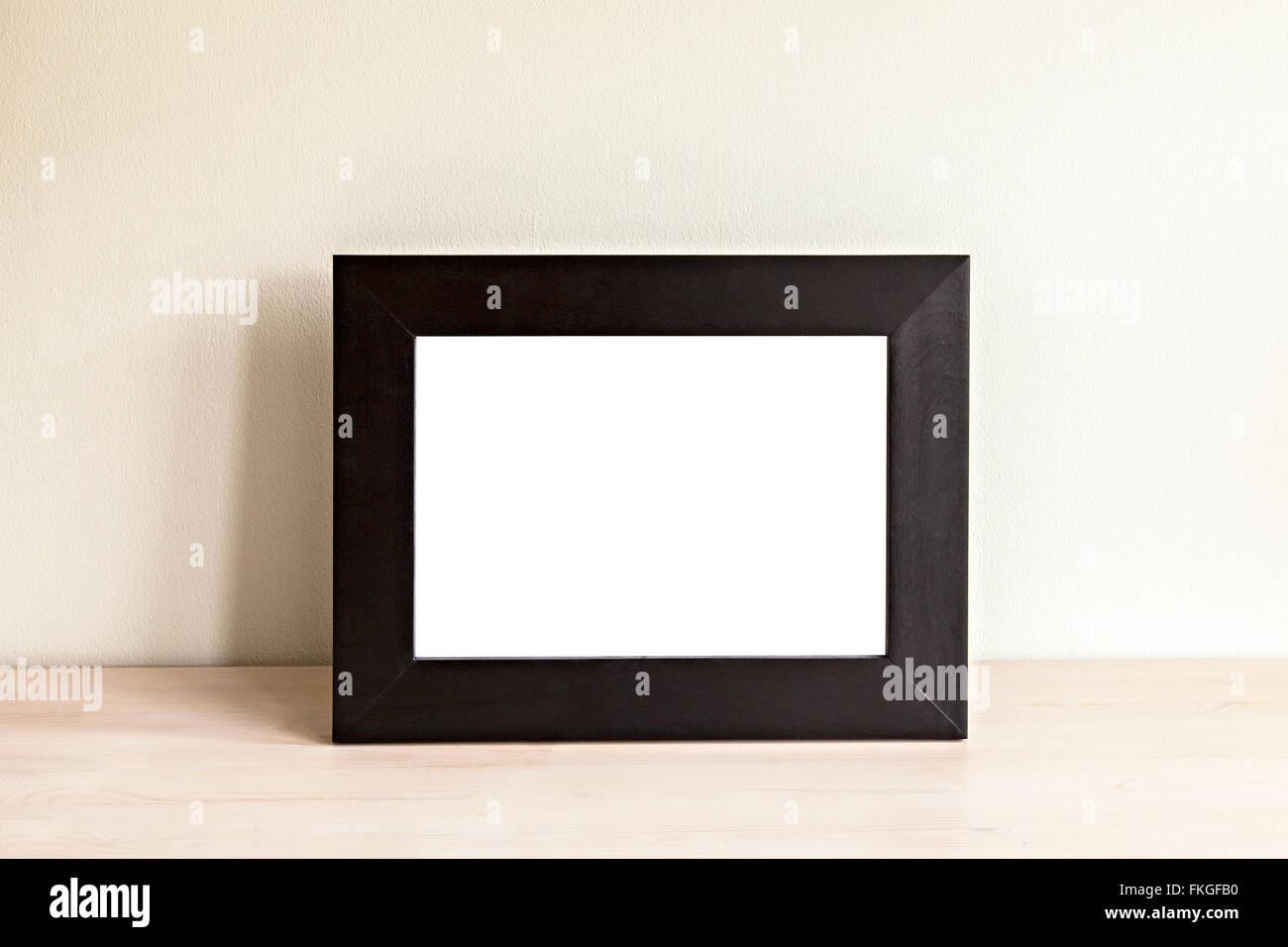 Frame Mockup Stockfotos & Frame Mockup Bilder - Alamy