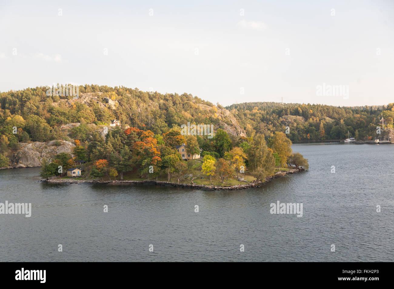 Norwegens Natur skandinavischen Norden reisen, Landschaften Stockbild