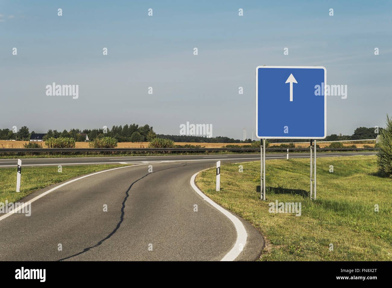traffic german autobahn stockfotos traffic german. Black Bedroom Furniture Sets. Home Design Ideas