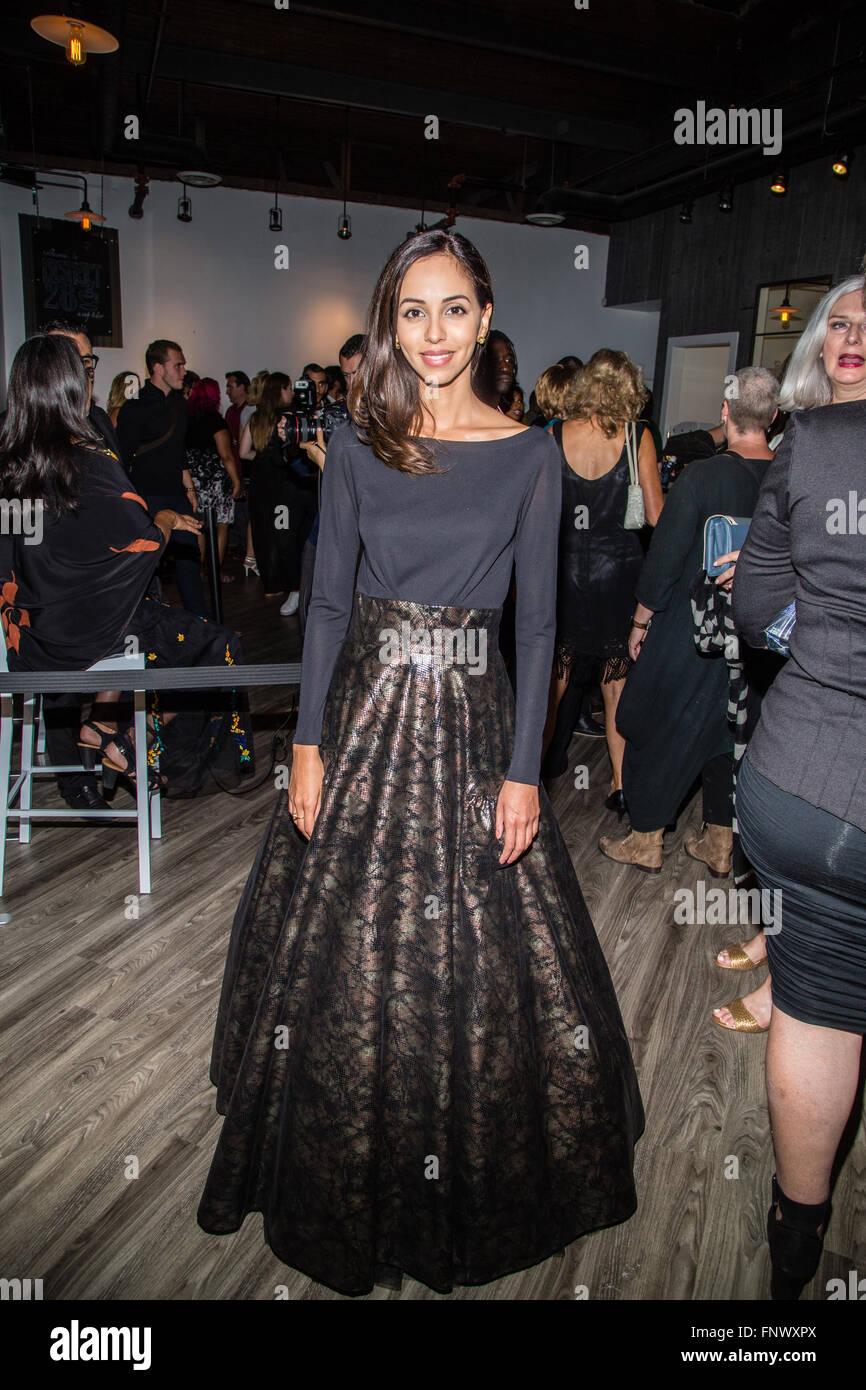ACTRA Toronto 2015 TIFF-Party Stockbild