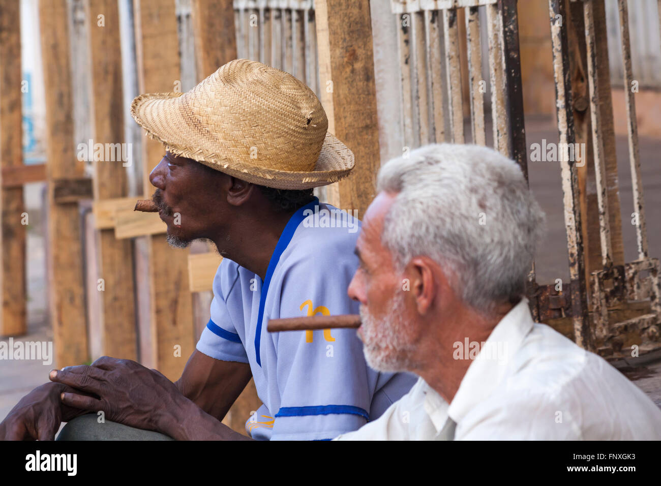 Trinidad Männer