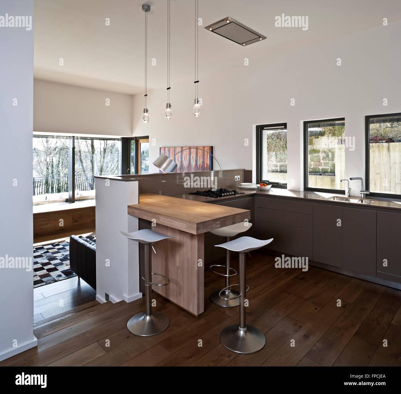 Beeindruckend Offene Küche Galerie Von Die Küche Und Wohnbereich Von Einem -wohnung