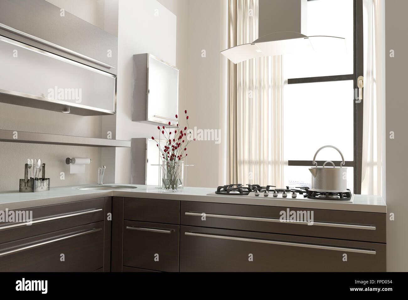 offene k che modern mit theke cg89 startupjobsfa. Black Bedroom Furniture Sets. Home Design Ideas