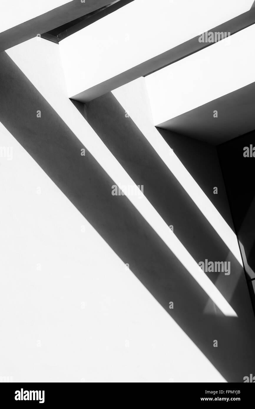 St Helens Hochschule Architektur Stockfoto