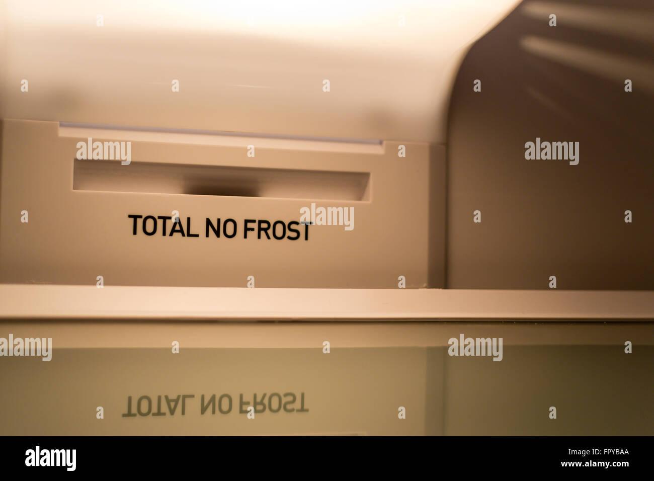 Kühlschrank Licht : Kühlschrank innenraum mit insgesamt kein frost im inneren