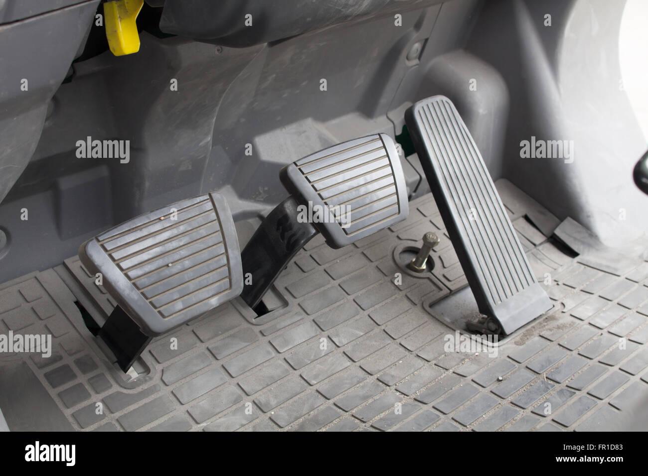 gas pedal stockfotos gas pedal bilder alamy. Black Bedroom Furniture Sets. Home Design Ideas