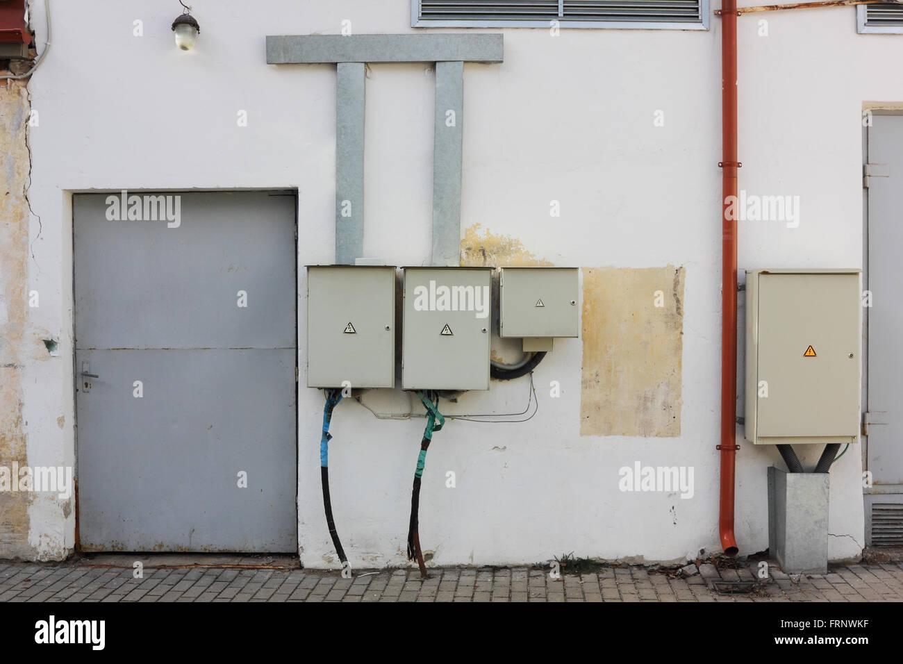 Wiring Box Stockfotos & Wiring Box Bilder - Seite 2 - Alamy