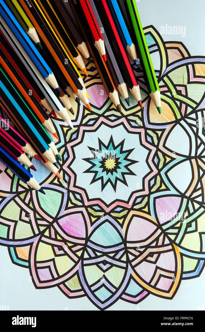 Tolle Erwachsenen Färbung In Bildern Ideen - Malvorlagen-Ideen ...
