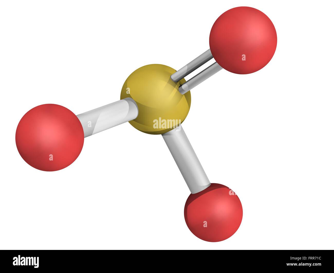 Chemische Struktur Von Sulfit Sulfit Essen Und Wein