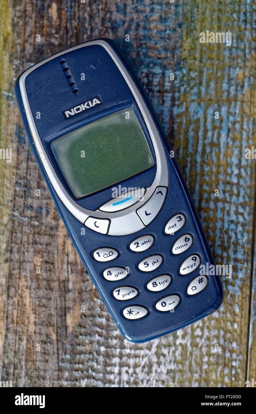 Textnachrichten beim ersten Start der Datierung