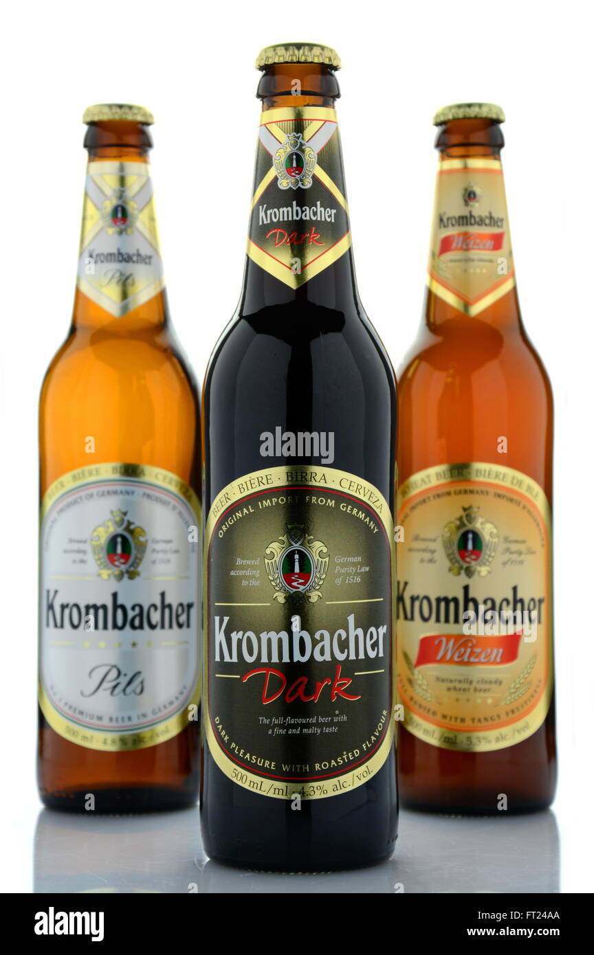 Krombacher Stockfotos & Krombacher Bilder - Seite 2 - Alamy