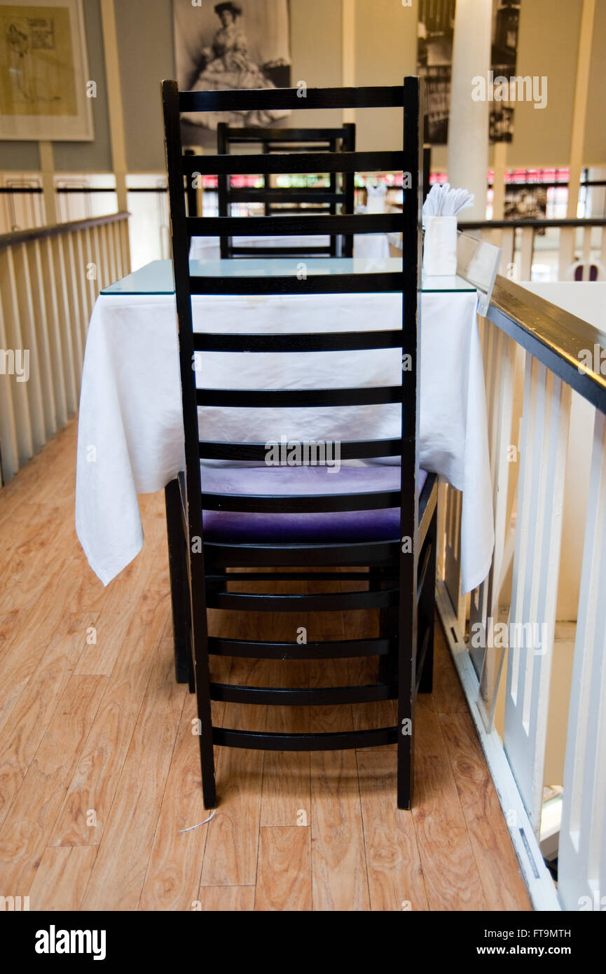 mackintosh chair stockfotos mackintosh chair bilder alamy. Black Bedroom Furniture Sets. Home Design Ideas