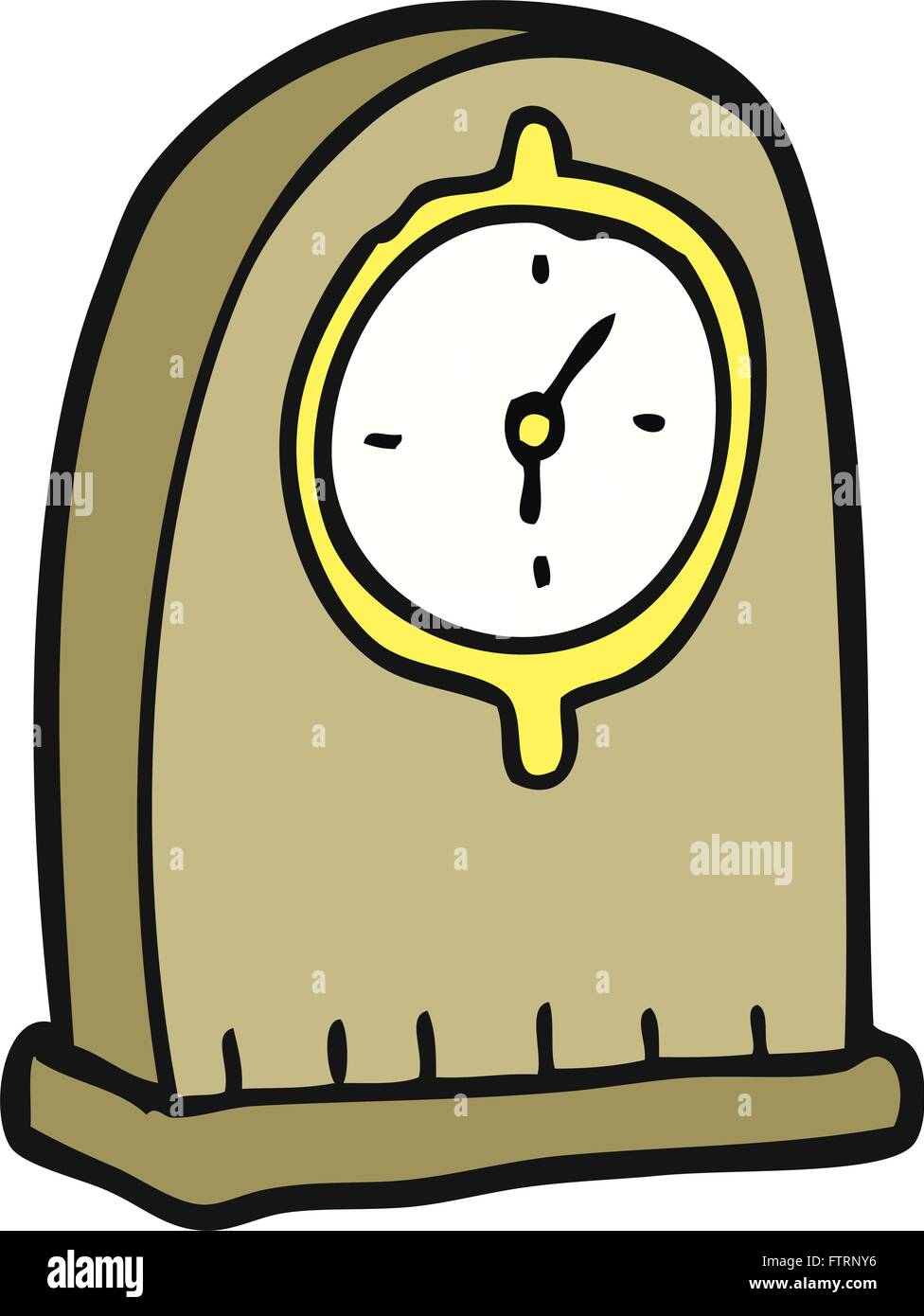 Uhr Antik Vektorgrafiken, Cliparts Und Illustrationen Kaufen - 123RF