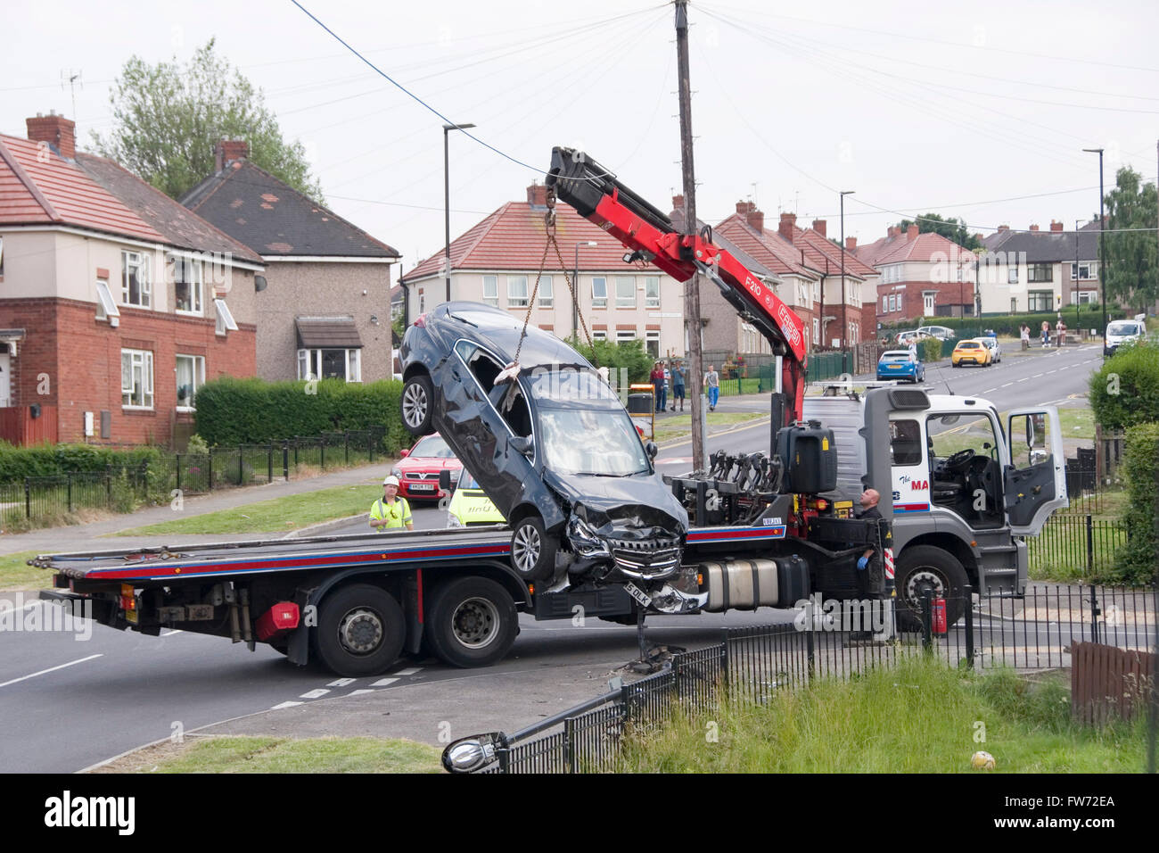 Recovery Truck Stockfotos & Recovery Truck Bilder - Alamy