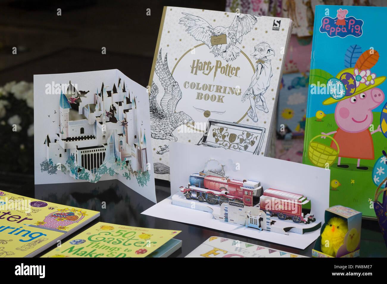 Pop Up Books Stockfotos & Pop Up Books Bilder - Alamy