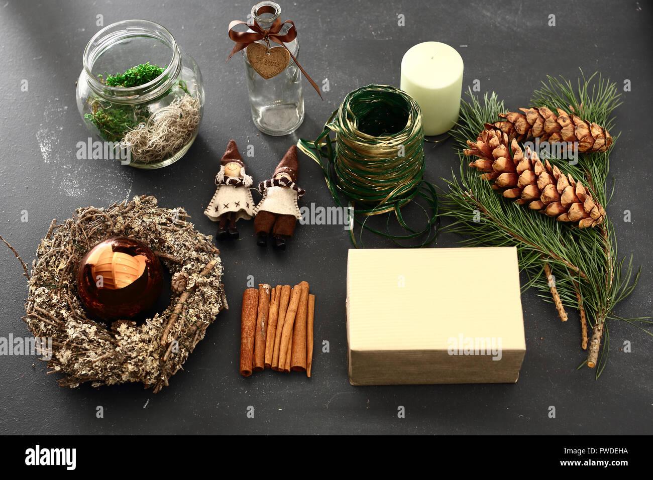 adventskranz weihnachtsschmuck weihnachten weihnachten. Black Bedroom Furniture Sets. Home Design Ideas