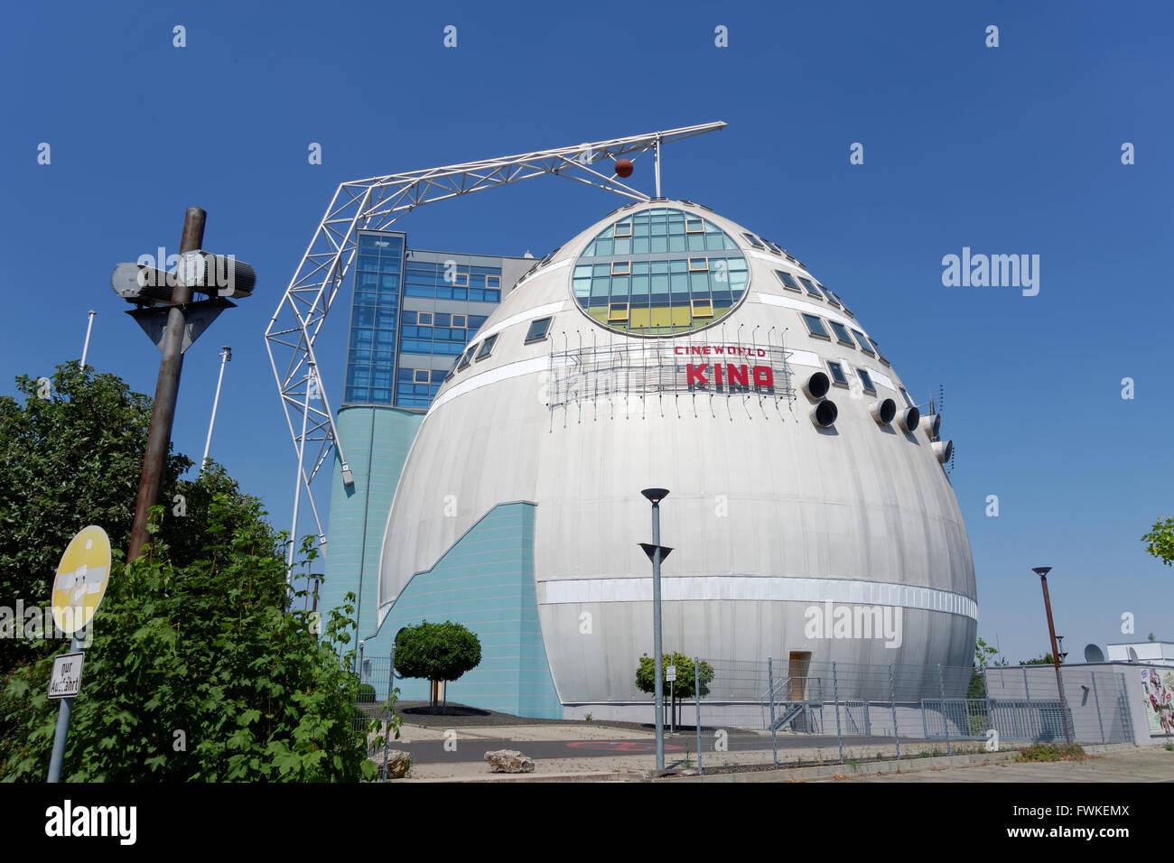 Kino Mainfrankenpark