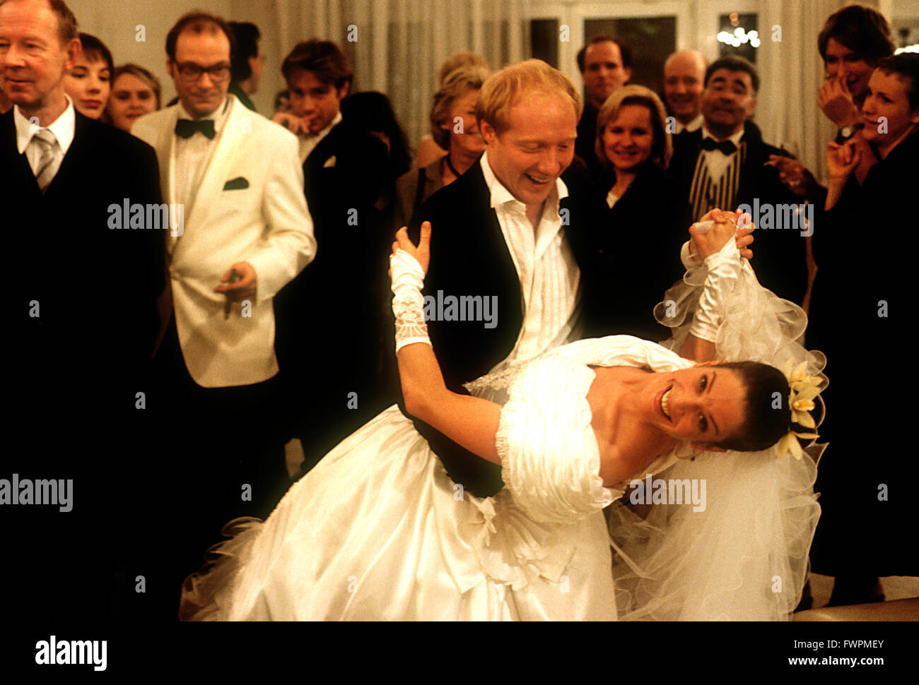 Adam & Eva, Deutschland 2003, Regie: Paul Harather, Monia: Marie Bäumer, Simon Schwarz Stockbild