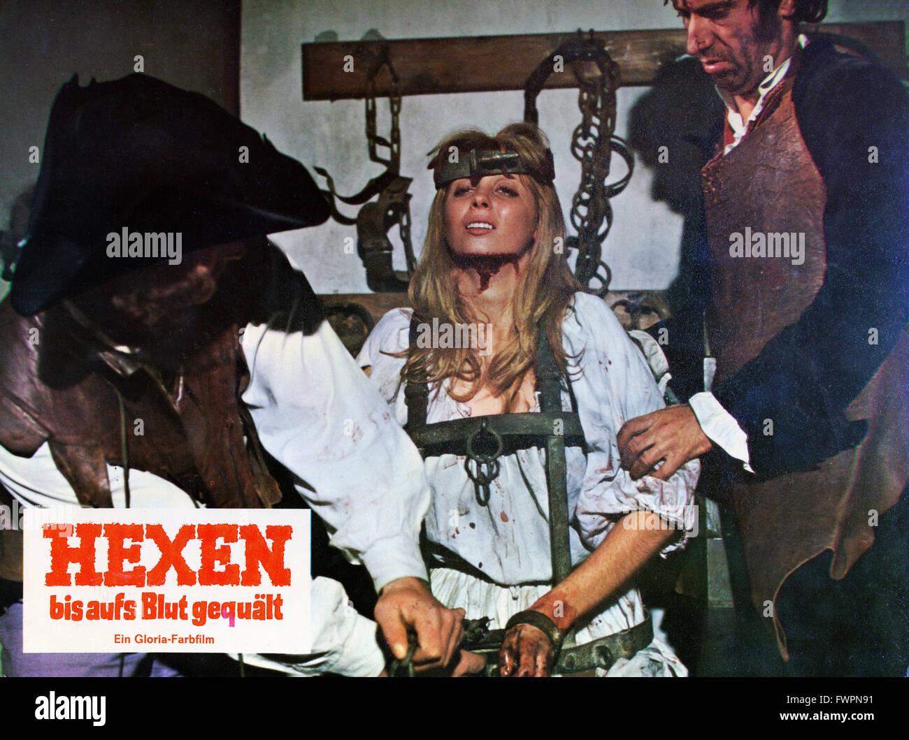 Hexen Folter Stockfotos & Hexen Folter Bilder - Alamy