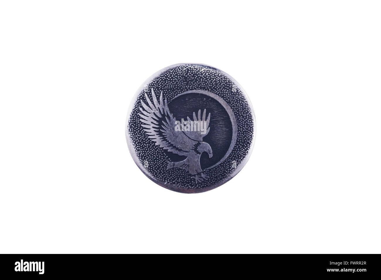 Adler Symbol Der Freiheit Stärke Stockfoto Bild 101941247 Alamy