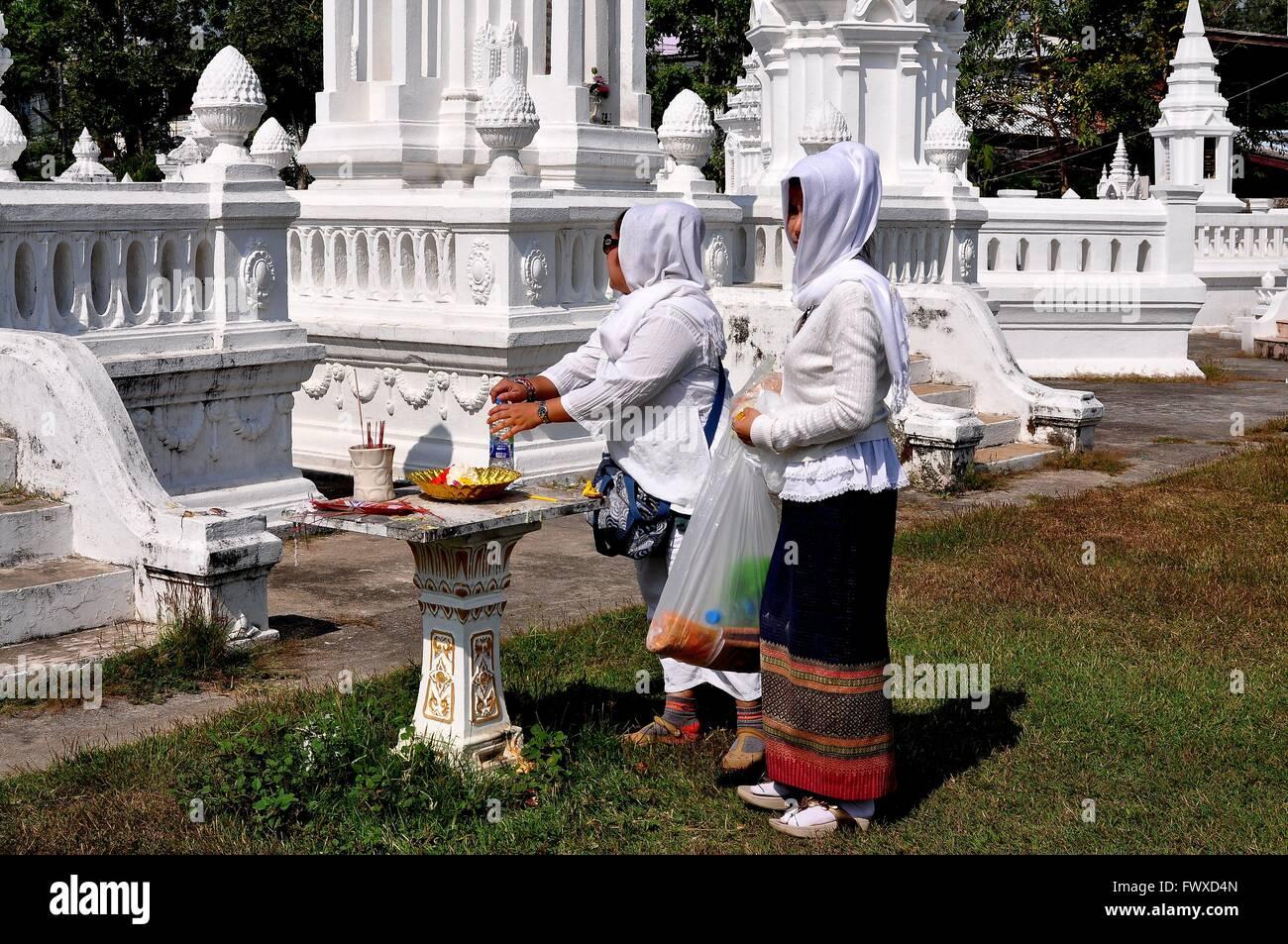 thailändische muslimische Frauen