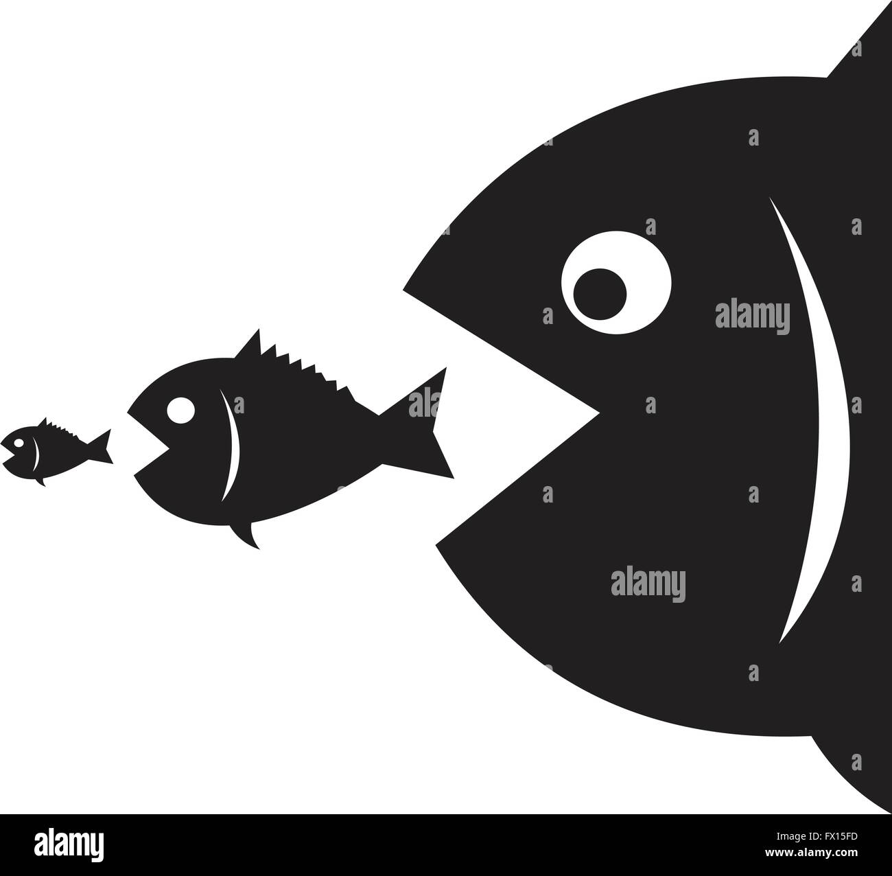 Hook shape stockfotos hook shape bilder seite 17 alamy for Fressen kois kleine fische