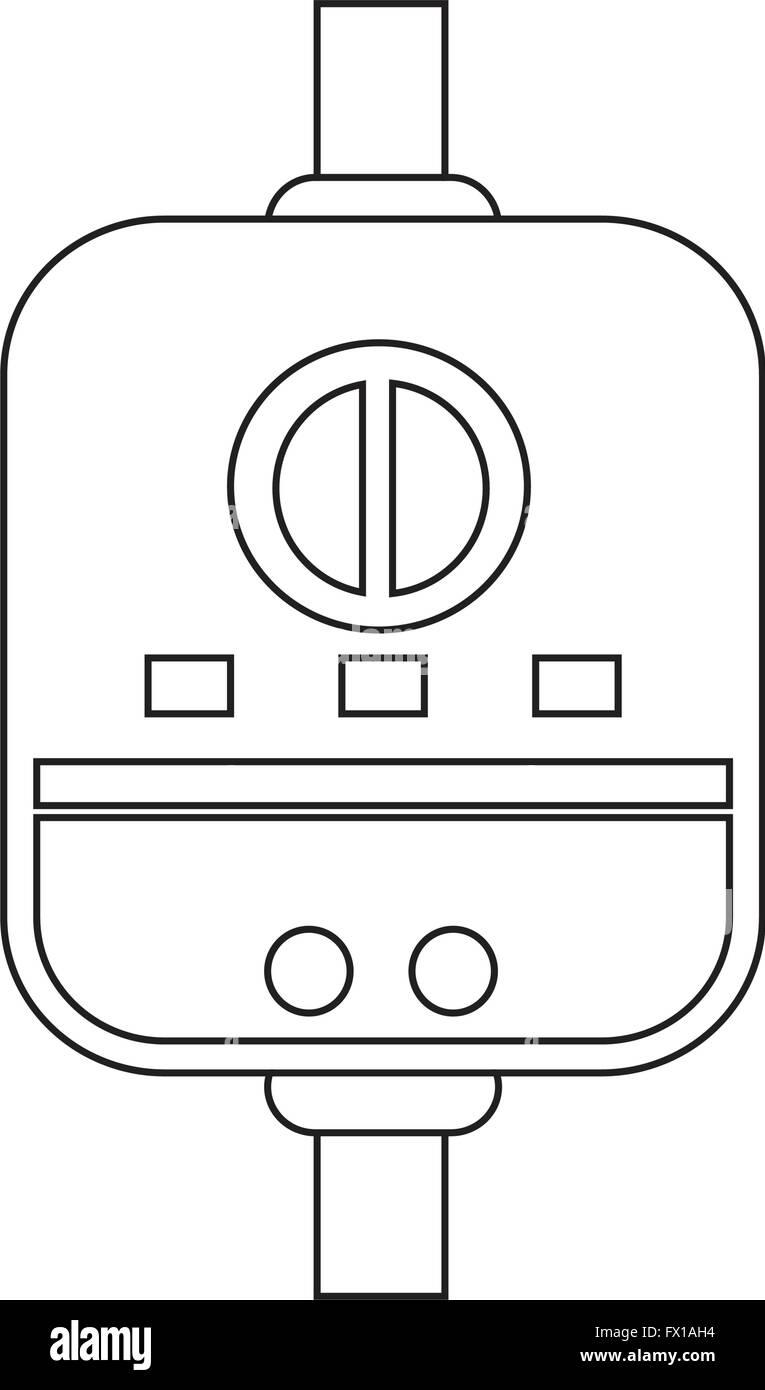 Tolle Heizelement Symbol Zeitgenössisch - Schaltplan Serie Circuit ...