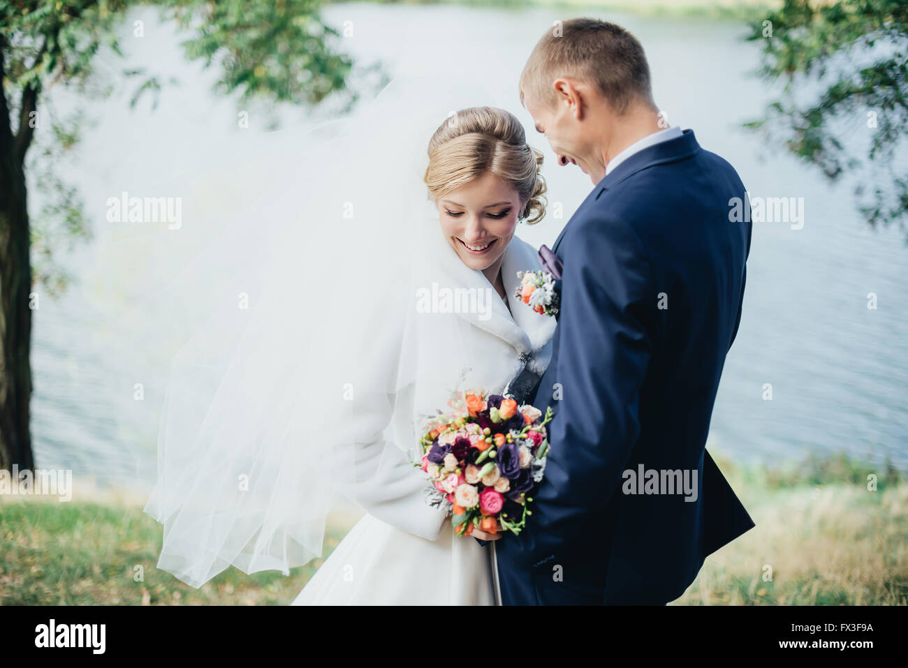 Bride Veils Stockfotos & Bride Veils Bilder - Alamy