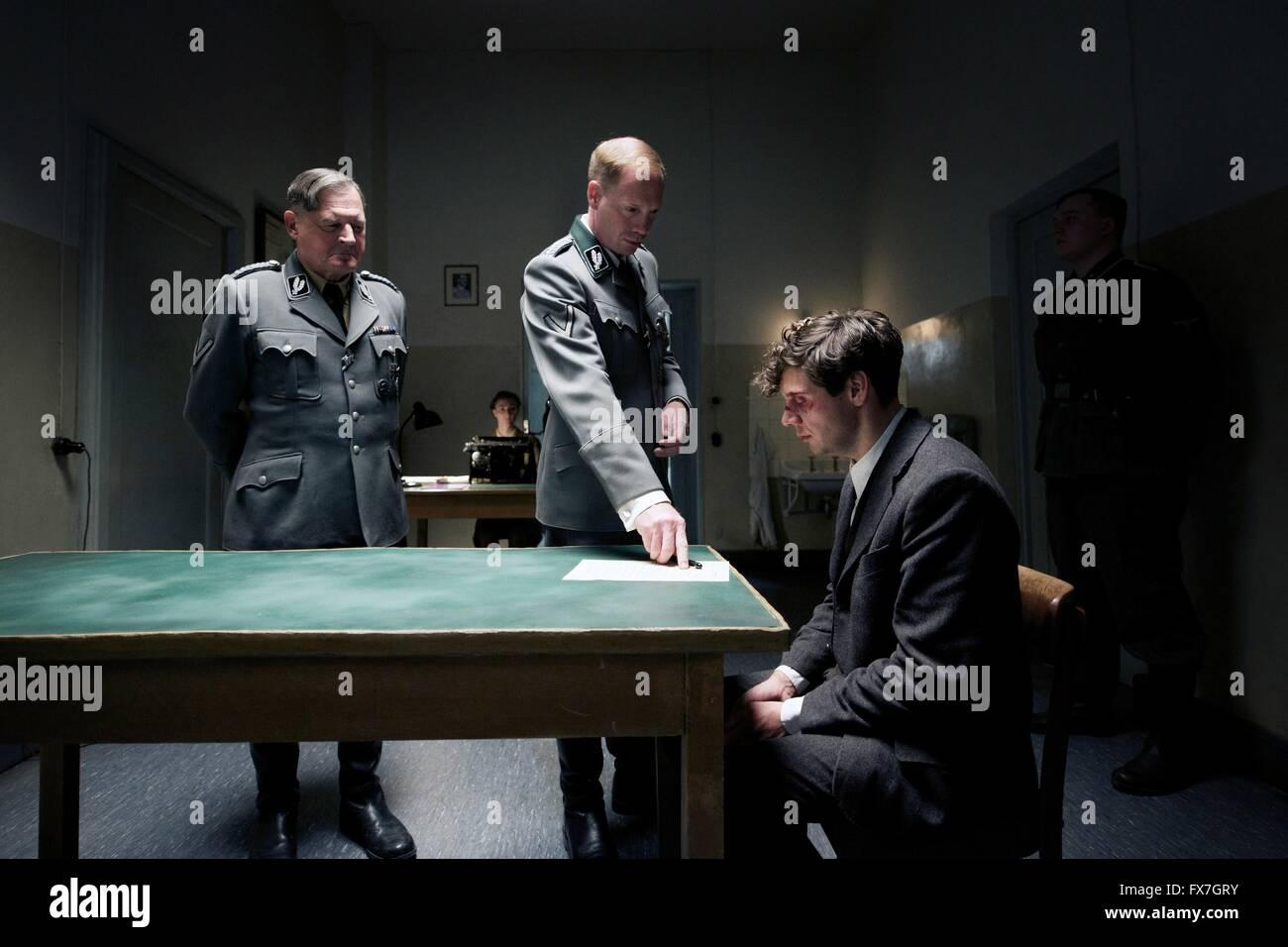 Elser Jahr: 2015 Deutschland Regie: Oliver Hirschbiegel Johann von Bülow, Burghart Klaußner, Christian Stockbild