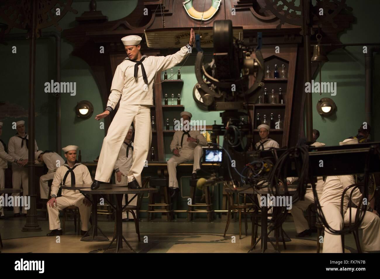 Hail Caesar! Jahr: 2016 USA Regie: Ethan Coen, Joel Coen Channing Tatum Stockbild
