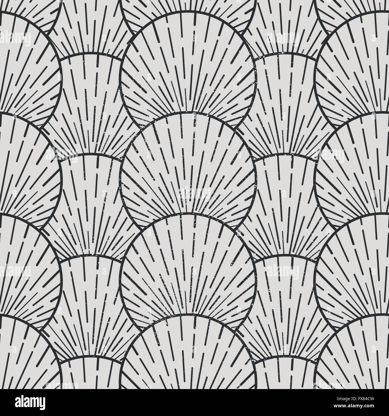 Nahtlose Vektormuster. Nahtlose geometrische Muster, Vektor-illustration Stock Vektor