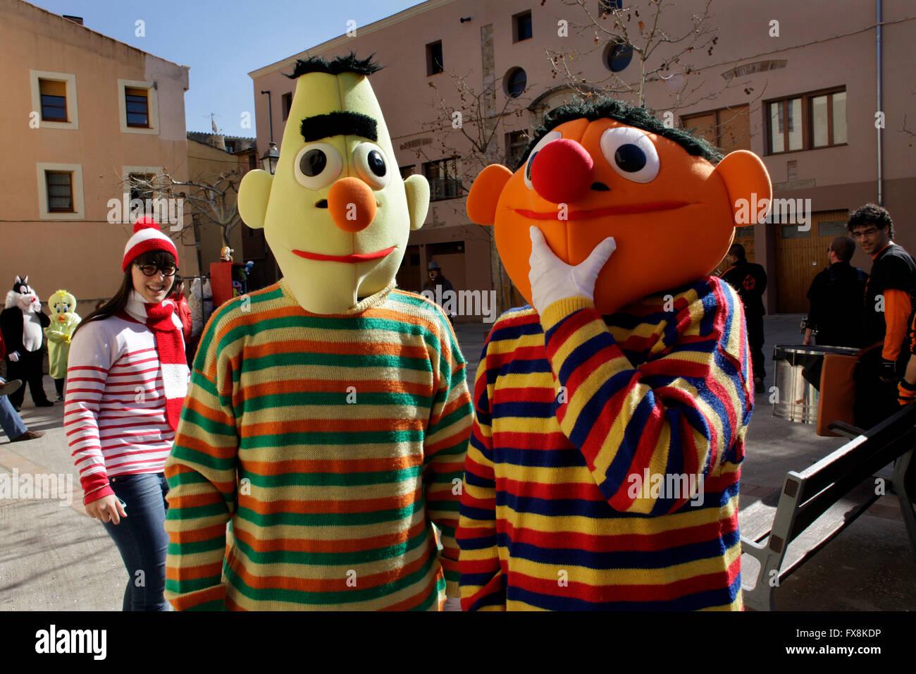 Bert And Ernie Stockfotos Bert And Ernie Bilder Alamy