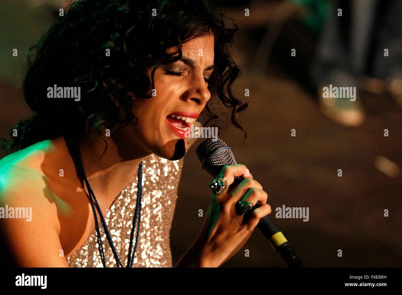 Brasilianische Sängerin