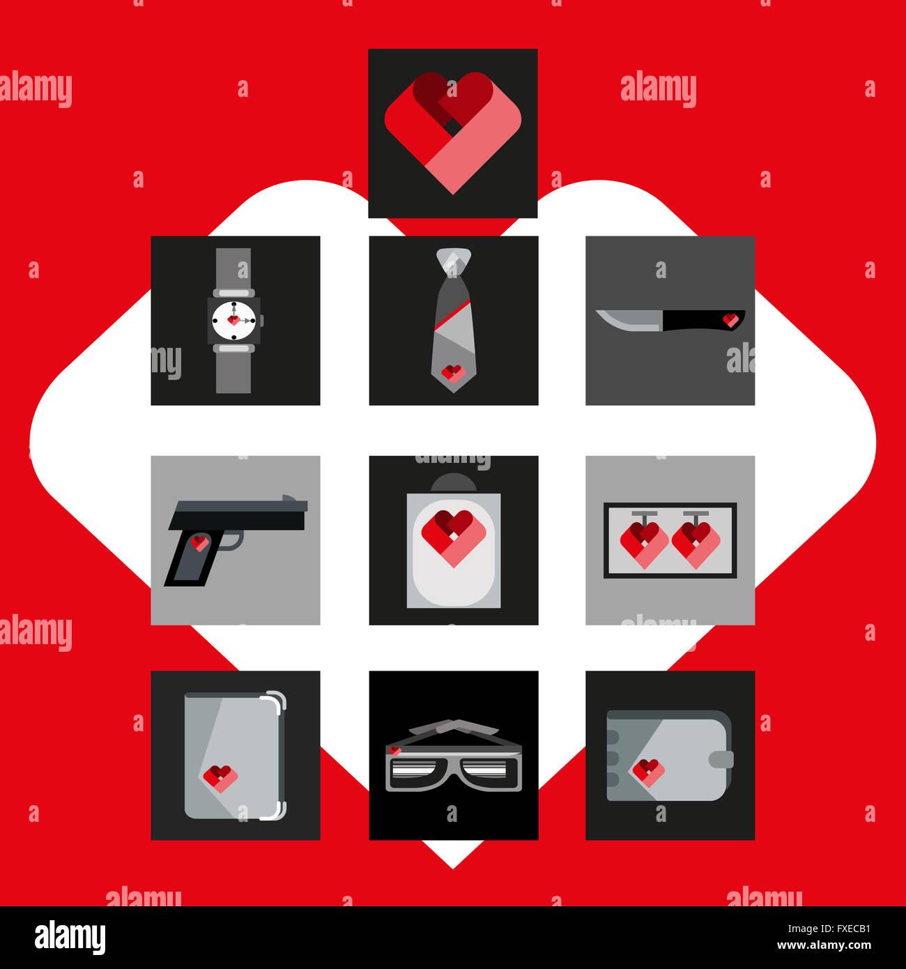 Niedlich Valentinstag Box Vorlage Fotos - Beispielzusammenfassung ...