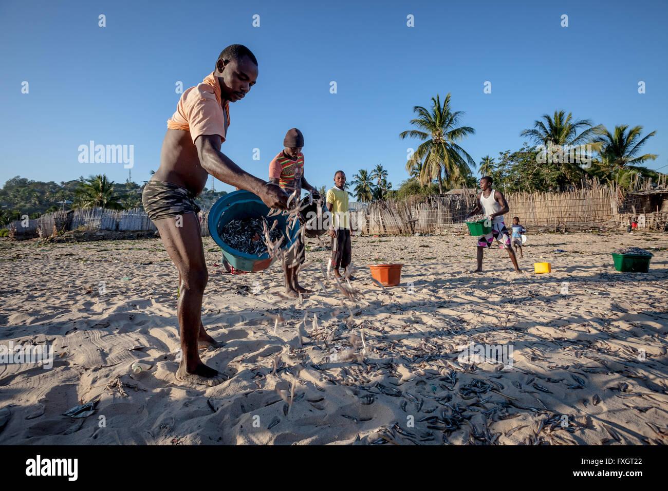 Mosambik Männer