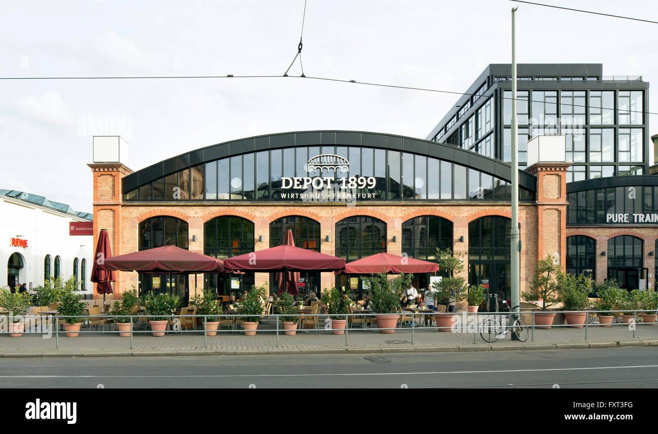 Restaurant Depot 1899 Frankfurt Am Main Hessen Deutschland
