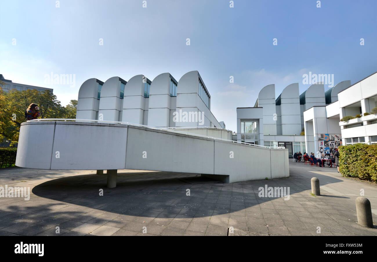 Bauhaus Archiv Museum Fuer Gestaltung Klingelhoeferstrasse