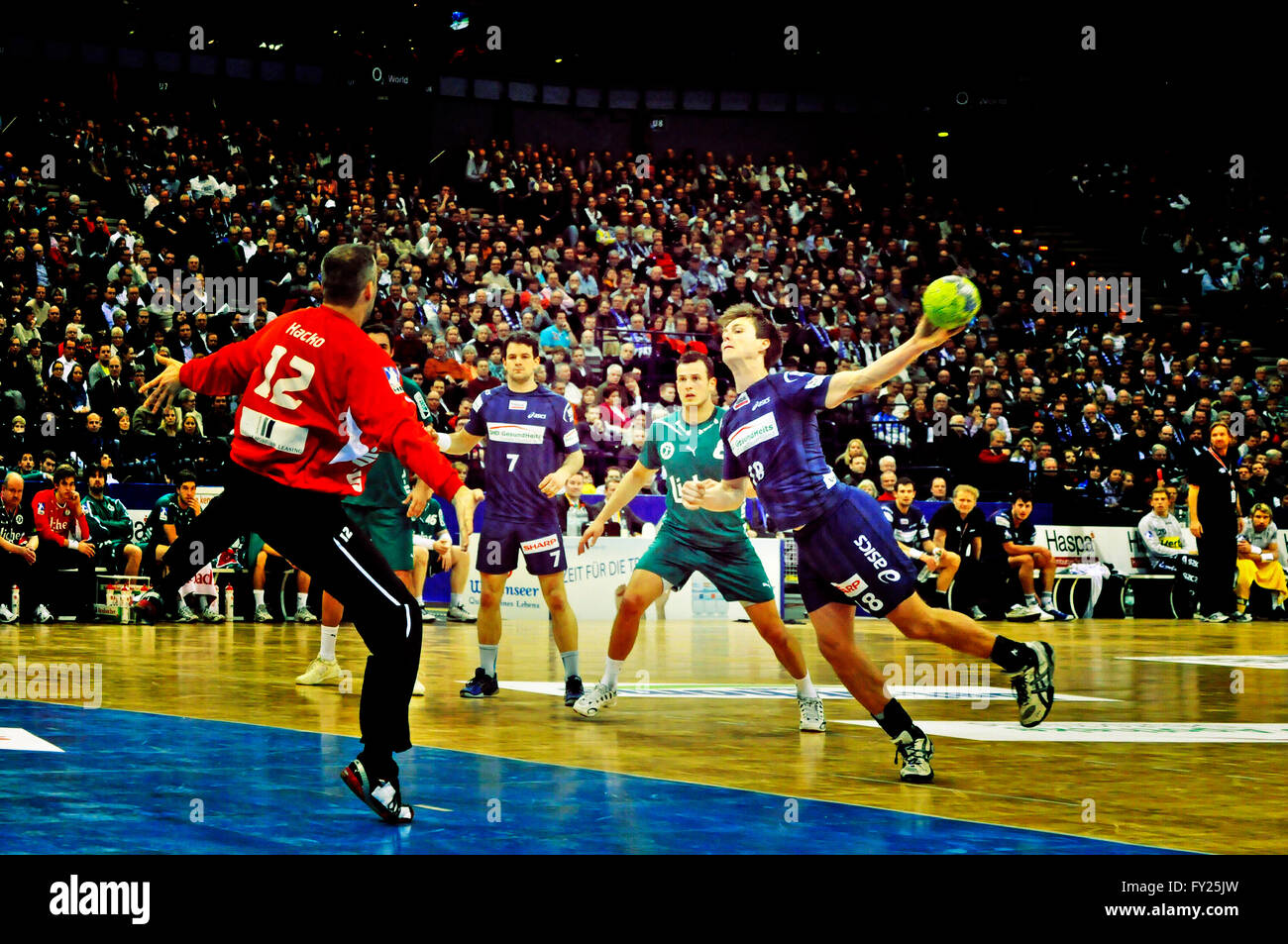 hsv hamburg handball