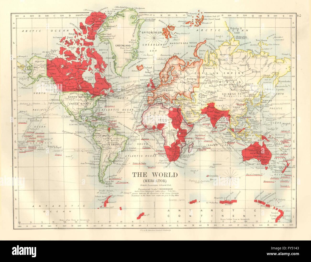 10th Century World Map Stockfotos & 10th Century World Map ...