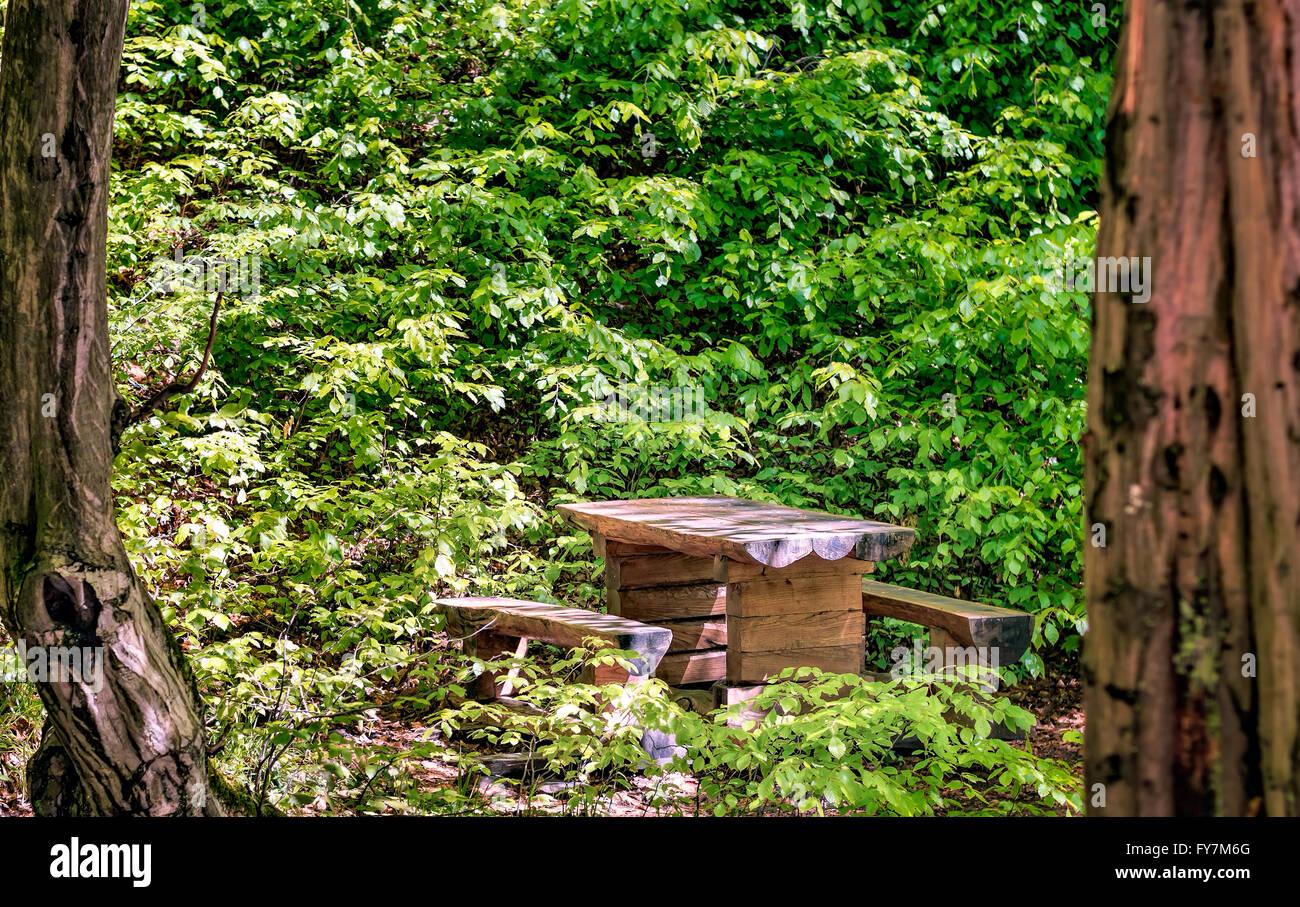 Carved Forest Stockfotos & Carved Forest Bilder - Alamy